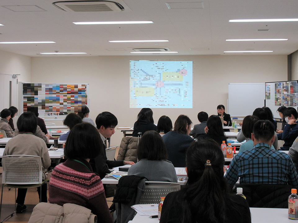 C-1 職域架橋連携コース 1月活動報告03