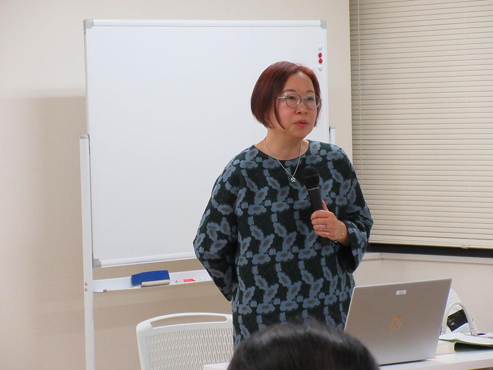 C-1 職域架橋連携コース 1月活動報告04
